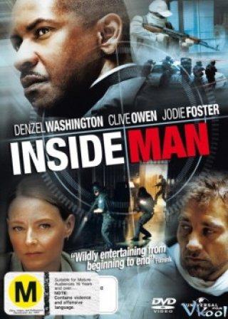 Điệp Vụ Kép - Inside Man