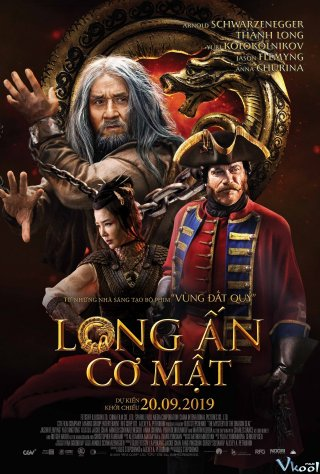 Long Ấn Cơ Mật Journey To China: The Mystery Of Iron Mask.Diễn Viên: Dhanush,Bérénice Bejo,Erin Moriarty,Barkhad Abdi,Gérard Jugnot