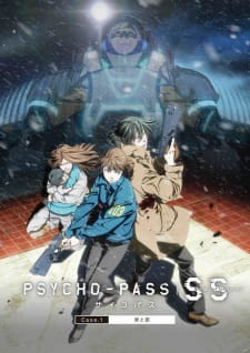 Psycho-Pass: Sinners Of The System Case.1 - Psycho-Pass Ss Case 1: Tsumi To Batsu