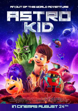 Cuộc Phiêu Lưu Đến Hành Tinh Lạ - Astro Kid