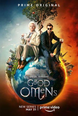 Thiện Báo Phần 1 - Good Omens Season 1