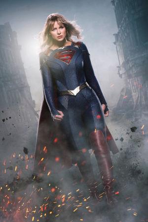 Nữ Siêu Nhân Phần 5 - Supergirl Season 5