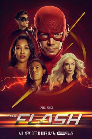 Người Hùng Tia Chớp Phần 6 - The Flash Season 6