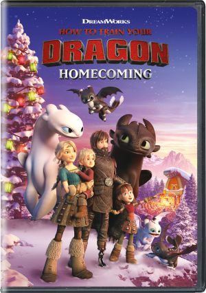 Bí Kíp Luyện Rồng: Về Nhà - How To Train Your Dragon Homecoming