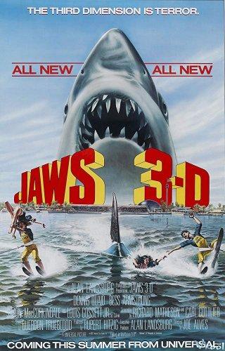 Hàm Cá Mập 3 Jaws 3-D.Diễn Viên: Jennifer Cameron,Brian Dobson