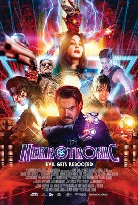 Ma Quái - Nekrotronic Thuyết Minh (2018)