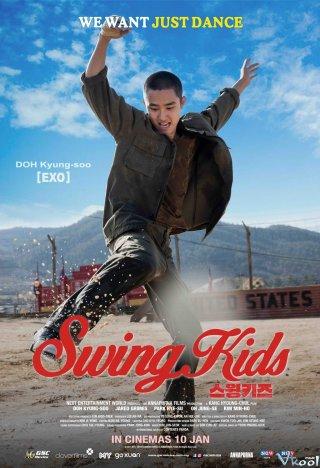 Khiêu Vũ Trong Tù - Swing Kids