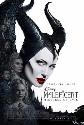 Tiên Hắc Ám 2 Maleficent: Mistress Of Evil.Diễn Viên: William Hope,Shelly Varod,Brian Hankey