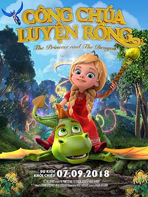 Công Chúa Luyện Rồng The Princess And The Dragon.Diễn Viên: Joe Pantoliano,Ray Liotta,Seth Green,Ashley Judd