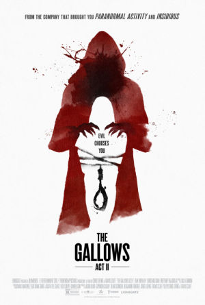 Giá Treo Tử Thần 2 The Gallows Act Ii.Diễn Viên: Claire Carreno,Helen Crevel,Philip Ridout
