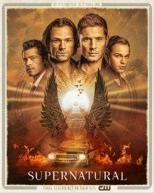 Siêu Nhiên Phần 15 - Supernatural Season 15