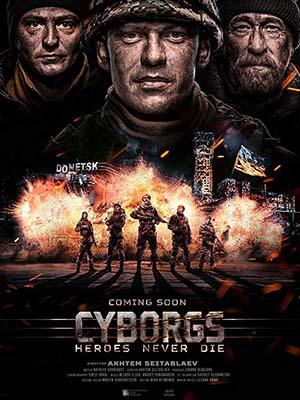 Những Siêu Chiến Binh Cyborgs: Heroes Never Die.Diễn Viên: Max Hubacher,Milan Peschel,Frederick Lau,Bernd Hölscher