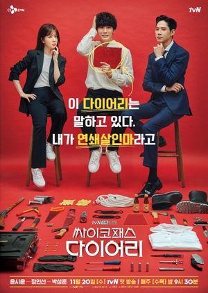 Nhật Ký Đa Nhân Cách Psychopath Diary.Diễn Viên: Hae,Sun Bae,Seon,Kyu Jin,Han,Chul Jo
