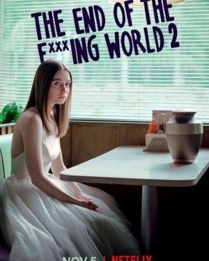 Cặp Đôi Dở Người Phần 2 The End Of The F***ing World Season 2.Diễn Viên: Jung,Woo Ha,Ji,Yeon Park,Jun,Yeong Jang