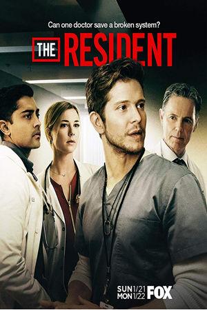 Bác Sĩ Mỹ Phần 1 The Resident Season 1.Diễn Viên: Elyse Maloway,Erin Matthews,Vincent Tong