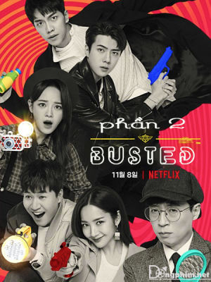 The Culprit Is You 2 Busted! Season 2.Diễn Viên: Stellar War Part 2