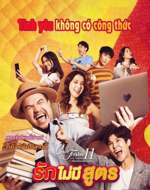 Tình Yêu Không Có Công Thức - Club Friday The Series: Ruk Mai Mee Sood Việt Sub (2019)