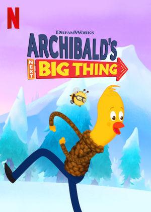 Nhật Ký Phiêu Lưu Của Archibald - Archibalds Next Big Thing