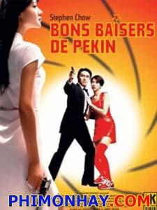 Quốc Sản 007 From Beijing With Love.Diễn Viên: Châu Tinh Trì,Viên Vịnh Nghi,La Gia Anh