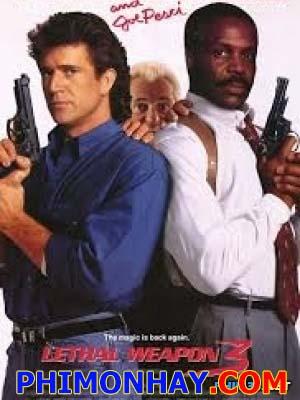 Vũ Khí Tối Thượng 3 Lethal Weapon Tetralogy 3.Diễn Viên: Mel Gibson,Danny Glover,Joe Pesci