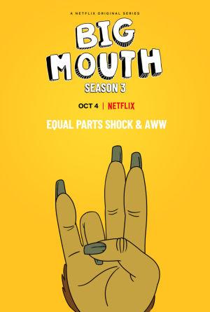 Nhiều Chuyện Phần 3 - Big Mouth Season 3
