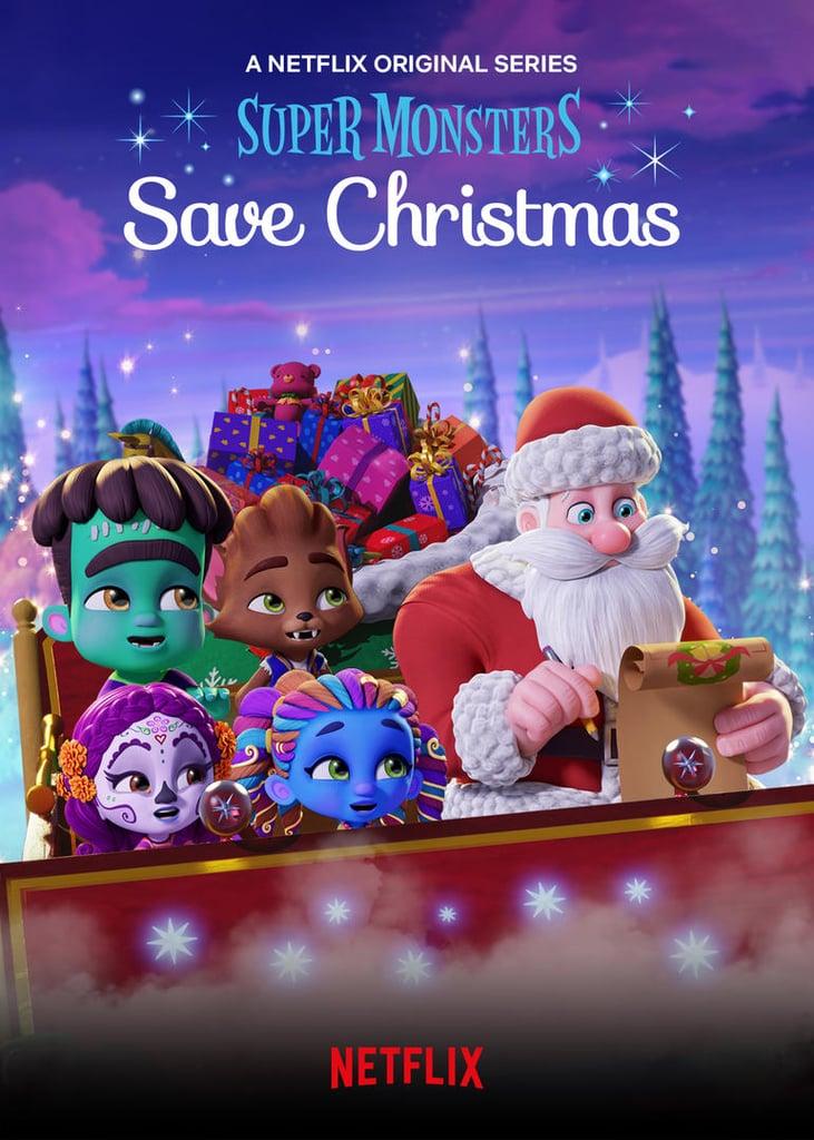 Hội Quái Siêu Cấp Giải Cứu Giáng Sinh - Super Monsters Save Christmas