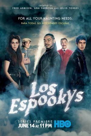 Bộ Tứ Kinh Dị Los Espookys Season 1.Diễn Viên: Mã Quốc Minh,Từ Tử San,Đường Ninh,Cao Quân