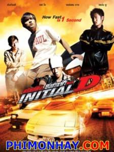 Khúc Cua Quyết Định - Initial D: Drift Racer