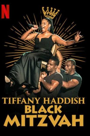 Cô Nàng Do Thái Da Đen - Tiffany Haddish: Black Mitzvah