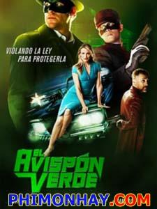 Người Hùng Ong Xanh The Green Hornet.Diễn Viên: Châu Kiệt Luân,Cameron Diaz,Seth Rogen,Tom Wilkinson,Christoph Waltz,Edward Furlong