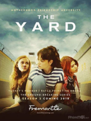 Chuyện Sân Tù Phần 2 The Yard Season 2.Diễn Viên: Benedict Cumberbatch,Martin Freeman,Una Stubbs,Rupert Graves,Louise Brealey