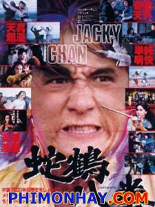 Xà Hạc Bát Bộ Quyền Snake And Crane Arts Of Shaolin.Diễn Viên: Thành Long,Jackie Chan,Hsin Yi Chen,Ching Lan Chin,Kang Chin
