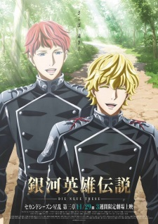 Ginga Eiyuu Densetsu: Die Neue These - Seiran 3 The Legend Of The Galactic Heroes: The New Thesis.Diễn Viên: Stellar War Part 3