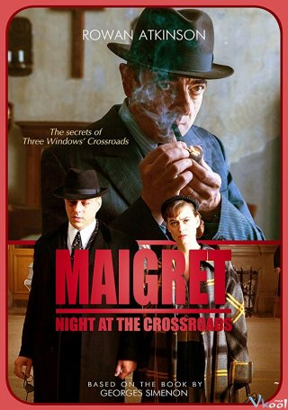 Thám Tử Mr Bean 3 Maigret: Night At The Crossroads.Diễn Viên: Zahiril Adzim,Ario Bayu,Rosdeen Suboh