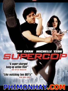 Câu Chuyện Cảnh Sát 3 - Police Story 3: Super Cop