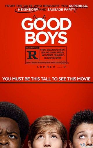 Những Cậu Trai  Good Boys.Diễn Viên: Harrison Ford,Josh Hartnett,Isaiah Washington