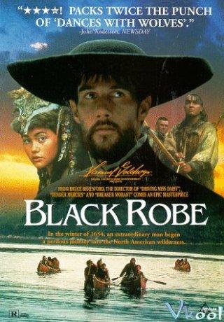 Áo Dòng Đen - Black Robe