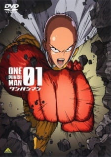 One Punch Man Ova 2