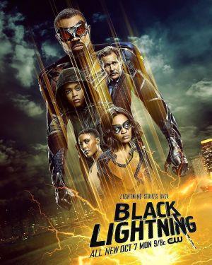 Tia Chớp Đen Phần 3 - Black Lightning Season 3