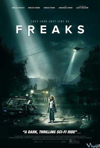Quái Dị - Freaks