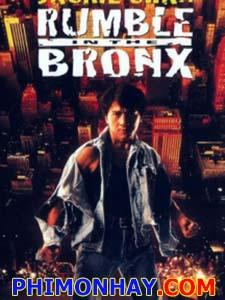 Đại Náo Khu Bronx - Rumble In The Bronx