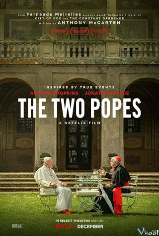 Hai Vị Giáo Hoàng The Two Popes.Diễn Viên: Nawaschtrong,Nychaa Nuttanicha,Toey Pongsakorn,Yoghurt Nattasha