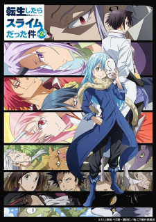 Tensei Shitara Slime Datta Ken 2Nd Season That Time I Got Reincarnated As A Slime Season 2, Tensura 2