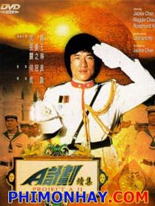 Kế Hoạch A Project A.Diễn Viên: Thành Long,Hồng Kim Bảo,Nguyên Bưu