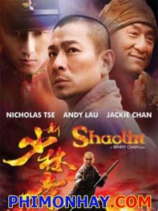 Tân Thiếu Lâm Tự Shaolin.Diễn Viên: Thành Long,Lưu Đức Hòa,Ngô Kinh