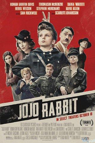 Cậu Bé Jojo Thỏ Đế - Jojo Rabbit