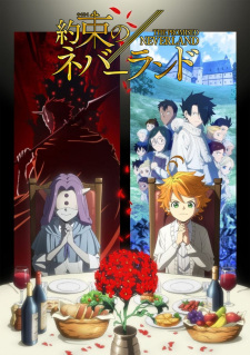 Yakusoku No Neverland 2Nd Season The Promised Neverland 2Nd Season