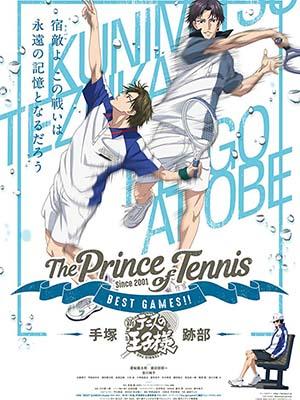 Hoàng Tử Tenis: Trận Đấu Hay Nhất The Prince Of Tennis Best Games!!.Diễn Viên: Christian Clavier,Guillaume Briat,Alex Lutz