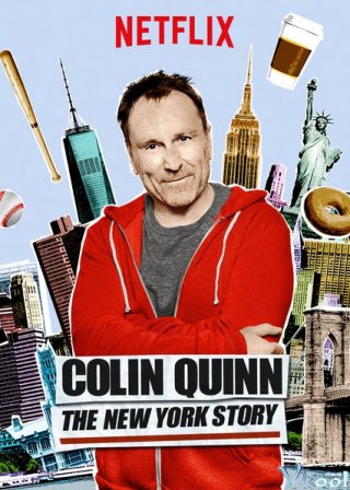 Chuyện New York Colin Quinn: The New York Story