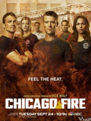 Lính Cứu Hỏa Chicago Phần 2 Chicago Fire Season 2.Diễn Viên: Châu Nhất Vỹ,Dịch Dương Thiên Tỷ,Lôi Giai Âm